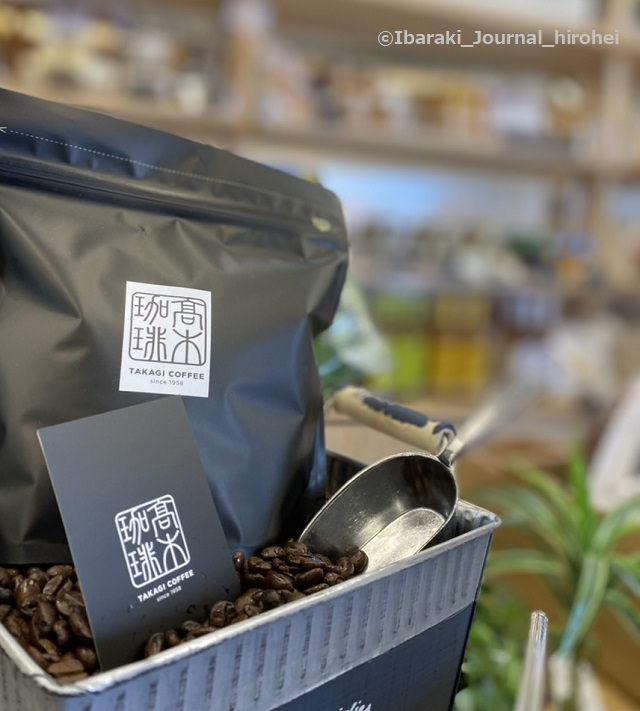 2高木珈琲のコーヒー豆IMG_7011