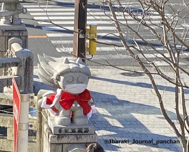 茨木童子クリスマス上から2IMG_3477