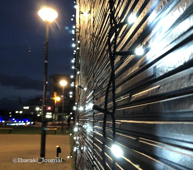 茨木イルミフェスタ灯広場でIMG_9016