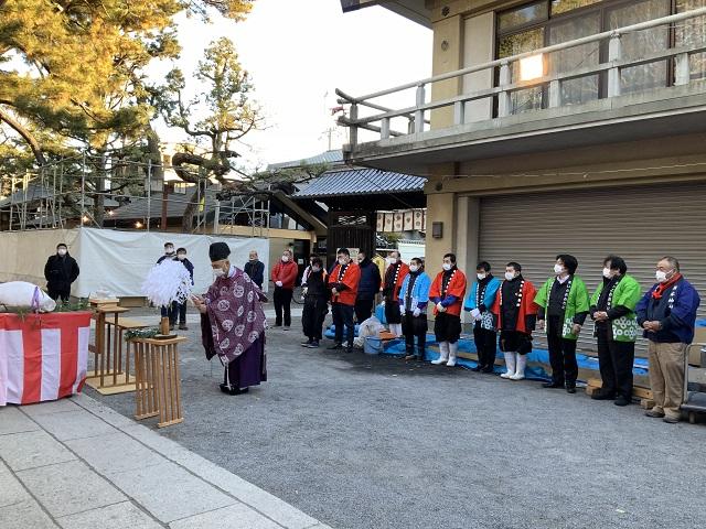 茨木神社まぐろ奉納2写真 2021-01-08 7 58 33