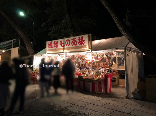 0109夜4十日戎茨木神社境内でIMG_9109
