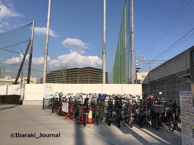 1222三島中横の茨木市駐輪スペースIMG_8602