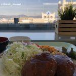 茨木スカイレストラン窓際でランチIMG_9742