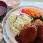 茨木スカイレストランのランチIMG_8805