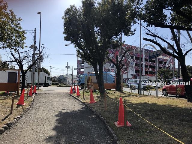 落とし物元茨木川緑地横江信号のそばIMG_0051