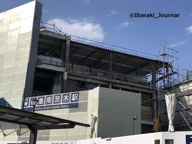 0301南茨木駅の工事IMG_0392