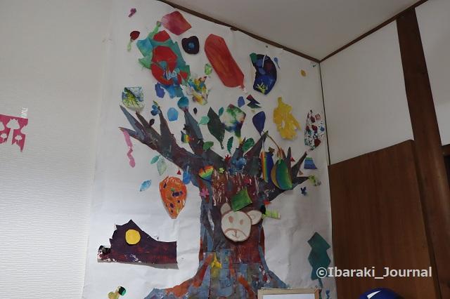 おうち学童の壁の作品IMG_9314