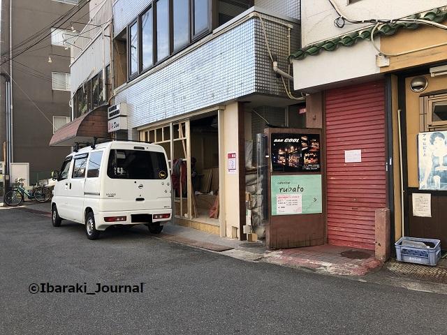 中津の焼肉屋工事の様子IMG_0683
