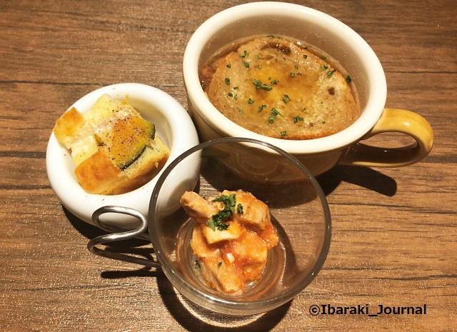 キッチンファーム前菜とスープ2IMG_0376 (2)