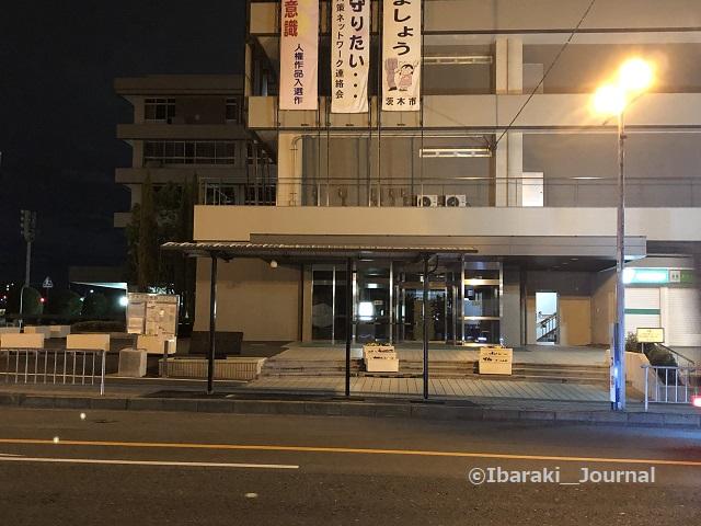 2-0304茨木市役所側のバス停2IMG_0501