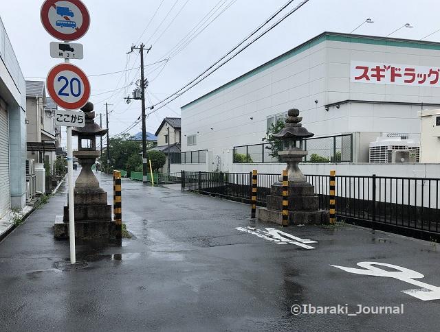 0520佐奈部神社近くスギ薬局横の道IMG_2398