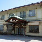 茨木神社献血会場の儀式殿DSC02521
