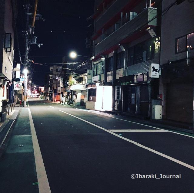 0517阪急茨木別院前ゴールデン街の風景