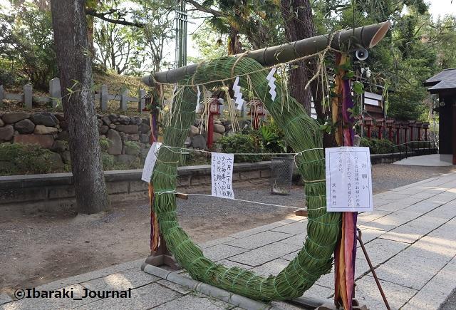 0629茨木神社茅の輪IMG_1851