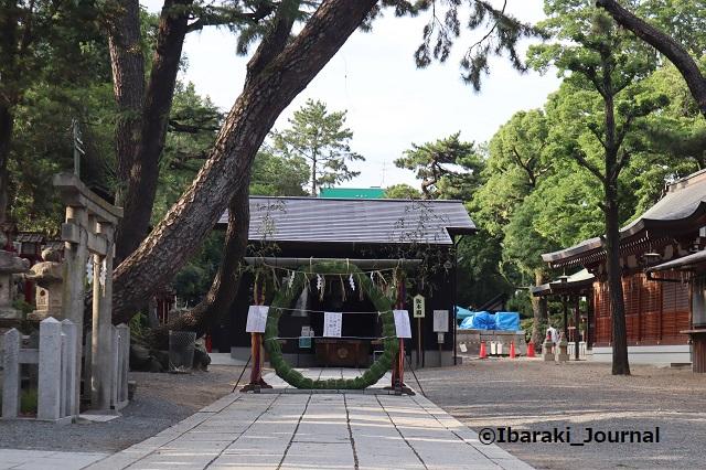 0629茨木神社茅の輪IMG_1846