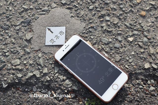 0425茨木市道路の矢印IMG_0324