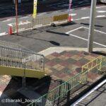 JR茨木駅レンタカーのところIMG_4001