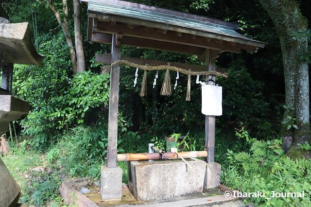 0711春日神社への階段3手水舎IMG_2183