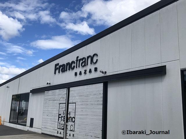 フランフラン横の出入り口IMG_3847