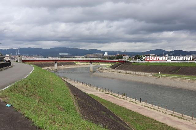 200822永久橋のほう安威川IMG_3215