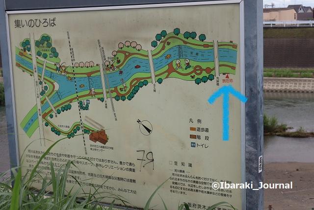 130822先鉾橋方面へ行くマップIMG_3195