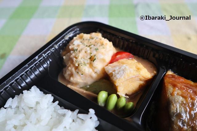 0818サバの味噌煮弁当付け合わせIMG_3107