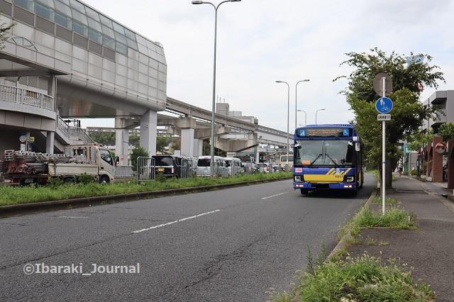 0826阪大東口バス停から近鉄バスでIMG_3434