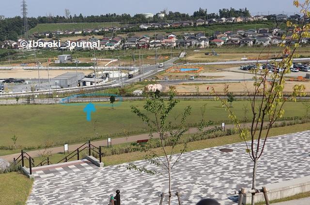 彩都はなだ公園駐輪場のほうIMG_2613