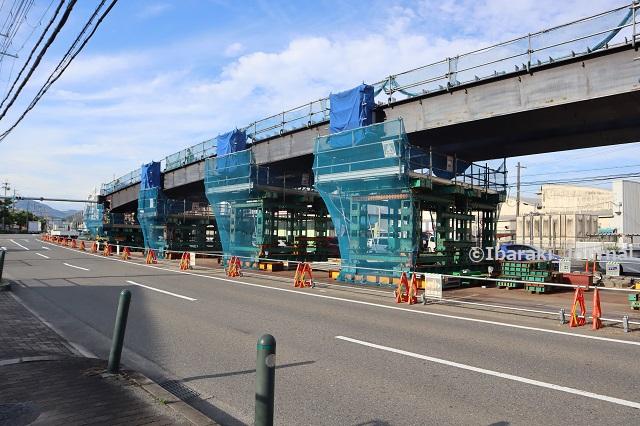 13ー0910西河原西工事陸橋を横からIMG_3975