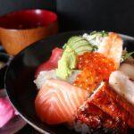 おととさんから海鮮丼IMG_8256