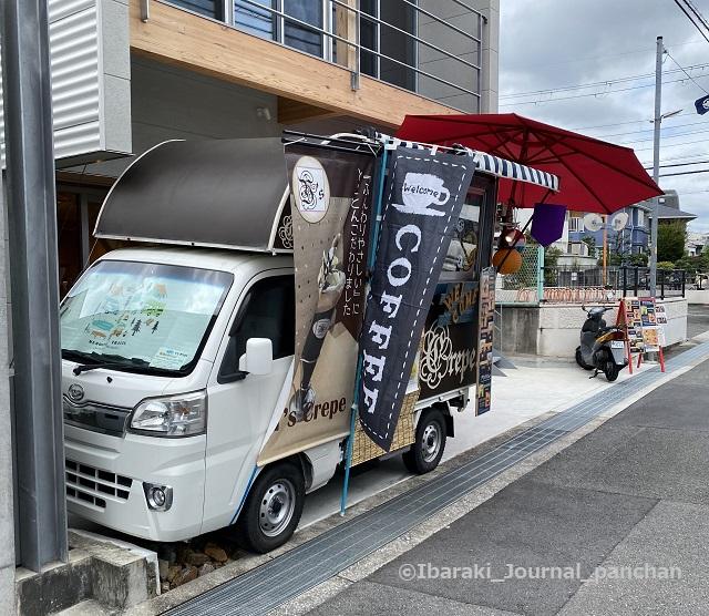 総持寺カフェみかん屋クレープのキッチンカーIMG-5026