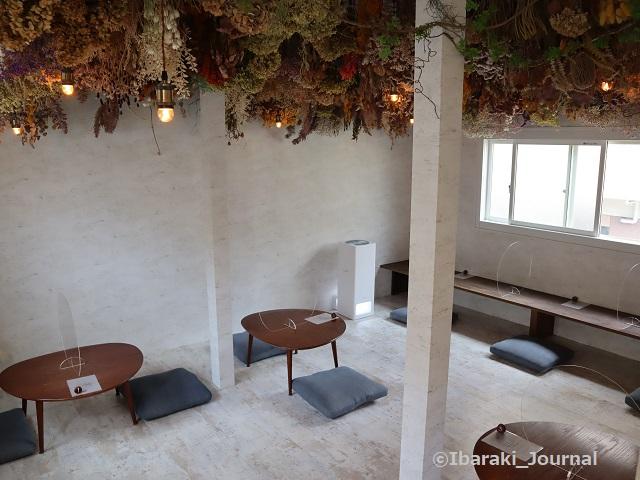 お茶とお花とモンブランプランツ店内IMG_4673